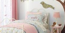 Pretty Girls bedroom themes / Gorgeous ideas and themes for decorating your little girls bedroom