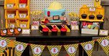Fun Boys party theme ideas / Fun theme's for a little boys birthday party