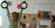 Fun indoor kids play spaces / Beautiful and inspiring areas for children to play indoors