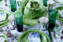 Tablescapes + Shindigs / by Sara Crooks