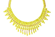 Baubles / Bracelets, necklaces, earrings, and rings: jewelry to make you look fabulous