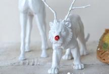 Christmas Decor / DIY crafts and decor ideas for the Christmas season