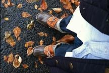 Fall / Autumnal inspiration.