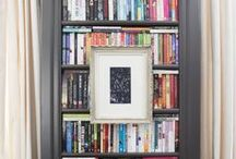 Bookcases / by Sara Crooks