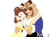 """belle & beast / """"it's my favorite...far off places, daring swordfights, magic spells, a prince in disguise!"""""""
