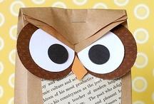 Owls <3 / by Kandyce Keller