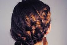 Hair  / by Trudy Wiebe