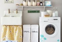 Laundry Room Ideas / by Yamili L