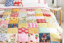 I am going to make a wild QUILT with those scraps / by Mindi B