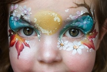 Face Painting/Inspiration / by Sandra Fox