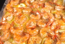 Main Dish Recipes- Sausage, Seafood, etc. / by Jenny Chance