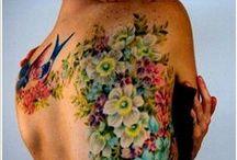 Tattoo - what's next on my bod / by Mindi B