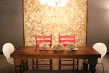 Living and Dining Room Inspiration / Style ideas and products for our living and dining room