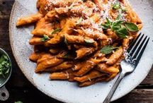 Deliciousness: Pasta / Pasta dishes to fulfill your carb cravings
