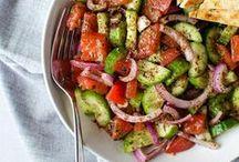 Deliciousness: Salads / Fresh salad recipes to keep it light!
