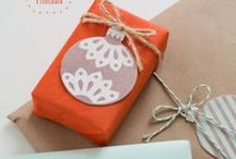 Wrap it up / Pretty ways to wrap up packages and gifts.