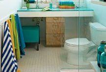 Bathroom inspiration and envy / Awesome Bathroom Decor