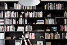 Bookshelves / by Darlene Chavez