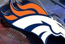 Denver Broncos / by Darlene Chavez