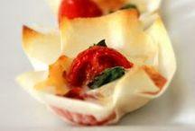 veggie appetizers / by Mindi B