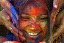 Holi / Hindu festival