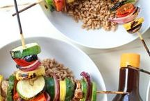 Deliciousness: Vegetarian / Meatless items to make in the kitchen!