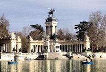 Madrid / Descubriendo por los rincones más bonitos de Madrid