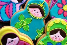 Decorated sugar cookies / Decorated sugar cookies / by Sara Esther