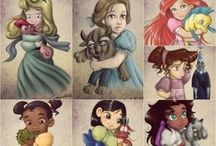 Disney / Things I like that are Disney