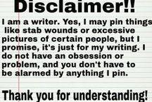 writing:  informational