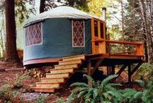 Yurt Pinsperation / by Amanda