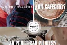Motivación / Post para motivarte a realizar Pilates.