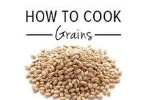 Food-RICE AND OTHER GRAINS