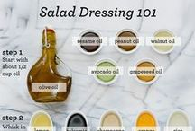 Food-SALAD DRESSINGS AND DIPPING SAUCES
