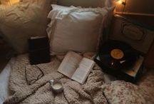 Boho/grunge room