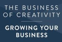Creative Biz • Grow Your Biz / Building and growing a business as a solopreneur.