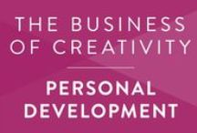 Creative Biz • Grow Yourself / Personal development tips and tools for solo & creative entrepreneurs.