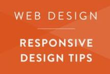 Web Design • Responsiveness / Responsive design resources for the mobile web.