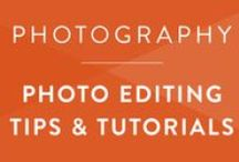 Photography • Editing / Photo editing tutorials, resources, and tips.