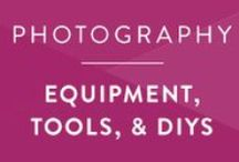 Photography • Tools & DIYs / DIYs to create the photography lighting, effects, and staging.