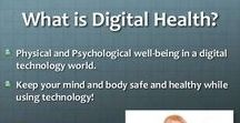 Digital well being and health / Digital Health and Wellness is the branch of digital citizenship that focuses on using technology safely and appropriately. In the technological world we live in today our society is becoming dependent on the use of internet. It is becoming increasingly neccessary to inform our students and children about the dangers involved with frequent internet use. Table of Contents Definition and Overview Learn More Quiz Resources for Teachers and Kids References Digital Health and Wellness Problems