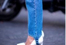 Denim | all blue / all types of clothes in denim