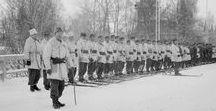 Swedish  Army Parka M1909