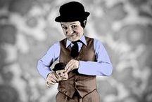 Les Zidiomatiks - Sylvain Granjon / Mr Sylvain, petit personnage très 70's illustre les expressions idiomatiques au 1er degré. Tirage argentique, collage et colorisation main.  http://www.collectifperiscope.com/