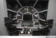 Nate's New Room / The Star Wars computer setup is so coooooooool❤️