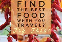 Foodie travels / Best food around the world