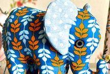textilné zvieratká