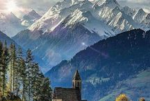Switzerland / Selection of photos of Switzerland
