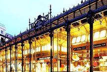 Genial ciudades mercados