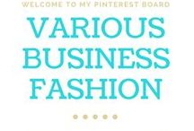 Business Style for Woman's